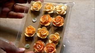getlinkyoutube.com-**5 FLOWER TUTORIALS** - PART 1