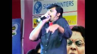 getlinkyoutube.com-SUPER MALAYALAM MIMICRY by JUSTIN KALABHAVAN ( MINTO GOL COMEDY STAR fame )