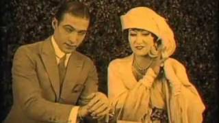 getlinkyoutube.com-Rudolph Valentino &  Gloria Swanson  - The Romance