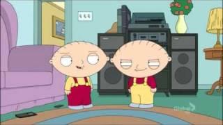 getlinkyoutube.com-Evil Stewie Clone tries to kill Brian