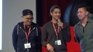 getlinkyoutube.com-It's a Me and You Thing | Bryan Siu-Chong, Allen Tan, Joe Tillo | TEDxYouth@Toronto