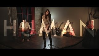 Christina Perri - Human   Cover by Maddie Wilson and Eric Thayne