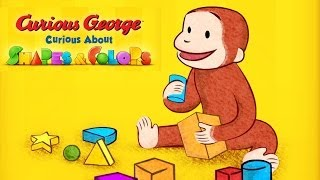 getlinkyoutube.com-Curious George Game: Curious About Shapes and Colors | Top Best Apps for Kids