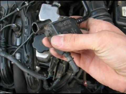 Большой расход бензина? Расход бензина на газу? Причина – клапан продувки абсорбера (КПА)!