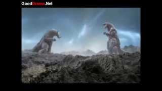 getlinkyoutube.com-Gomora vs Fire Golza