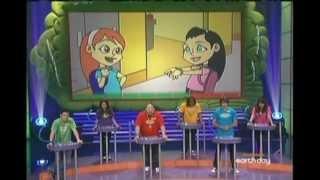 getlinkyoutube.com-BrainSurge: Stars of Nickelodeon 2011 (Victoria, Leon, Daniella, Logan, Stephen and James)