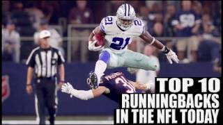 getlinkyoutube.com-Top 10 Best Running Backs in the NFL 2016
