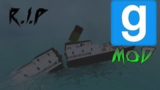 getlinkyoutube.com-Garry's Mod: RMS Valiant SINKING FINALE! | Mod Showcase