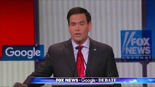 getlinkyoutube.com-GOP Debate: Megyn Kelly Presses Marco Rubio About Record on Amnesty