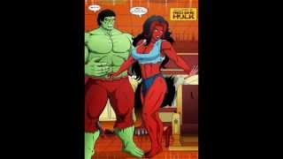getlinkyoutube.com-Hulk and She Hulk in: Red Alert!