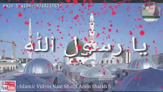 Sahi Muslim Me likha Hai || Whatsapp Status || Beautiful Naat Sharif || Naat Khawaan Qari Rizwan