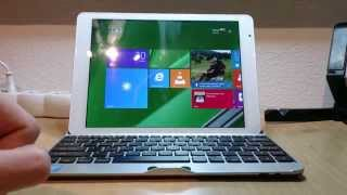Teclast X98 Air II Windows 8.1 tablet Intel Bay Trail - Opinions after month of use