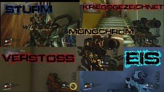 getlinkyoutube.com-Black Ops 3: ALLE EPISCHEN TARNUNGEN ZEIGEN