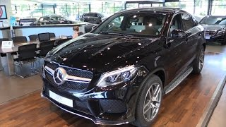 Mercedes-Benz GLE Coupe 2017 In Depth Review Interior Exterior