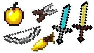 getlinkyoutube.com-[Minecraft : Review PvP Texture Pack] Huahwi PvP 16x16