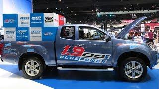 getlinkyoutube.com-ภาพรถพร้อมราคา ISUZU D-MAX Blue power Hi-Lander 2door ในงาน Bangkok Motor Show 2016 THAILAND