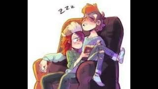 getlinkyoutube.com-Gravity falls : Dipper x Wendy