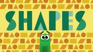 """StoryBots Super Songs"" Episode 3, Part 1: ""Shapes"""
