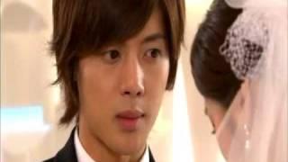 getlinkyoutube.com-PART 14/15 Ep15  Wedding and Honeymoon *PLAYFUL KISS* [SS501 My Girl]