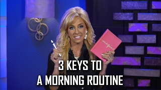 getlinkyoutube.com-3 Keys to A Morning Routine