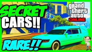 getlinkyoutube.com-GTA 5 Online - SECRET & RARE Vehicles FREE - BEST Rare & Secret Cars Online Locations 1.26
