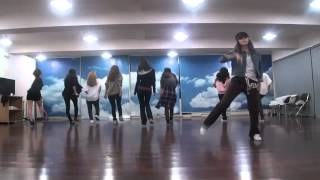 getlinkyoutube.com-SNSD - The Boys (Dance Version) Practice room - Oct 2011