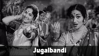 getlinkyoutube.com-Jugalbandi - Kela Ishara Jata Jata - Usha Chavan, Arun Sarnaik - Marathi Movie