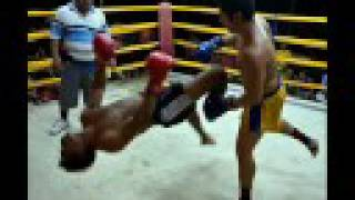 getlinkyoutube.com-Muay Thai Destruction