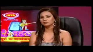 Arya Nandini ji मन के साँवरिया बन गईल&& तू नहले पे दहला YouTube