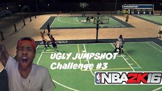 getlinkyoutube.com-NBA 2K16| FOR THE WIN!!! Ugly jumpshot challenge ALMOST GONE WRONG! -Prettyboyfredo