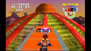 getlinkyoutube.com-Sonic Heroes: Power Control in Flight Formation Glitch (Prevent Objects From Loading)