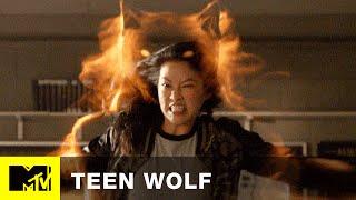 getlinkyoutube.com-Teen Wolf | 'Kira's Close Call' Official Sneak Peek (Episode 7) | MTV