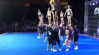getlinkyoutube.com-Cheer Athletics Wildcats Blue Debut 2016