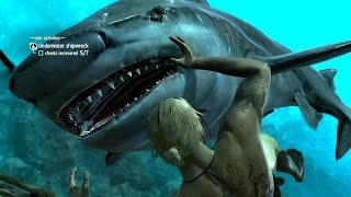 getlinkyoutube.com-Assassin's Creed 4 Black Flag  Underwater Exploration & Kills
