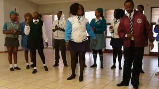 O Mamele Thapelo by Lesedi Show Choir width=