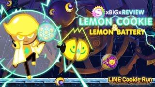 getlinkyoutube.com-[Review] Cookie Run SS5 : Lemon+ElectroLemon : คุกกี้รสเลม่อน+แบตเตอรี่เลม่อน | xBiGx