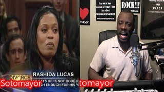 getlinkyoutube.com-@TjSotomayor Ethers Black Woman From Divorce Court!  Instant Classic April 24 '13
