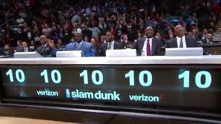 getlinkyoutube.com-Verizon Slam Dunk Contest Full Highlights | February 13, 2016 | NBA All-Star 2016