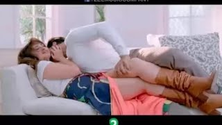 Kajal Agarwal hot lip kissing scenes