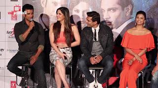 getlinkyoutube.com-UNCUT - Hate Story 3 | Zarine Khan, Daisy Shah, Karan Singh Grover, Sharman Joshi | Trailer Launch