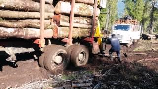 getlinkyoutube.com-Camiones forestales panguipulli. Parte 2