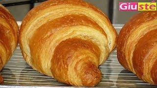 getlinkyoutube.com-Recette rapide des croissants