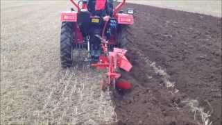 Siromer Single Furrow Reversible Plough