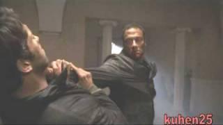 getlinkyoutube.com-Van Damme Vs Scott Adkins