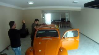 getlinkyoutube.com-Rag Top Fusca Laranjinha VW South