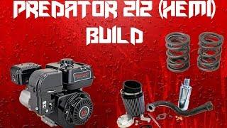 Predator 212 (Hemi) Engine Build
