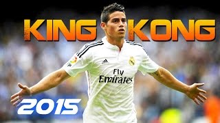 getlinkyoutube.com-James Rodriguez ● King Kong ● Magic Goals and Skills ● 2015 HD
