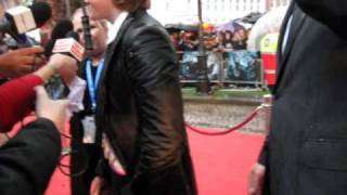 Rupert Grint at the London Premiere of Harry Potter and the Half-Blood Prince