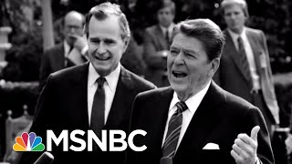 Was The Gary Hart Scandal Just A Set-Up By The Bush Campaign? | Rachel Maddow | MSNBC
