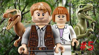 getlinkyoutube.com-LEGO #JURASSIC WORLD PART 5